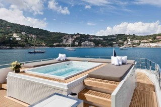 1-Luxury yacht NONO - Swimming pool